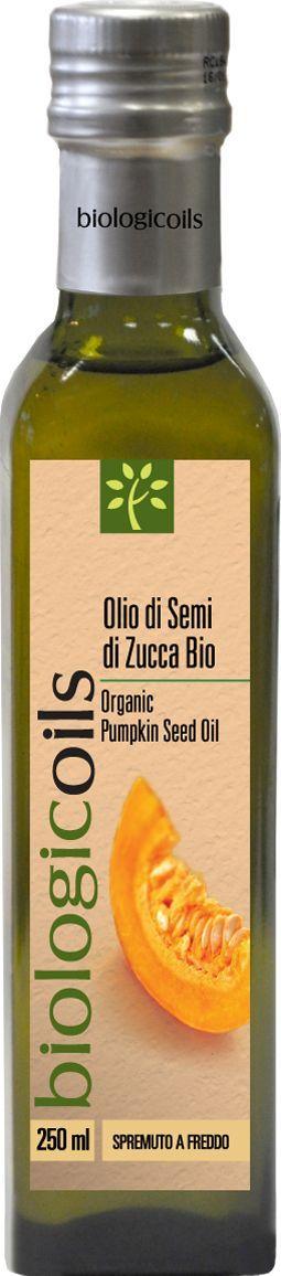 Biologicoils БИО Масло из семян тыквы Extra Vergine, 250 мл масла душистый мир масло shineway 250 мл