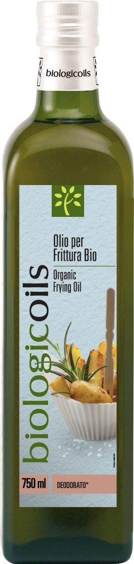 Biologicoils БИО Масло для жарки, 750 мл масла malak bio масло чёрного тмина