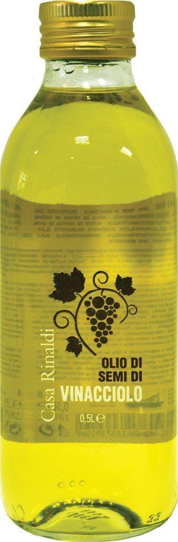 Масло из виноградных косточек, полученное механическими способами. Кислотность: 0,5%. Допустим естественный осадок. Имеет бледно-желтый цвет и приятный вкус, высокое содержание полинасыщенных кислот и витамина Е. Идеально подходит для жарки и фритюра. Допустим естественный осадок. Хранить при t не выше +25 С. После вскрытия хранить в темном, сухом, прохладном месте плотно закрытым.  Масла для здорового питания: мнение диетолога. Статья OZON Гид