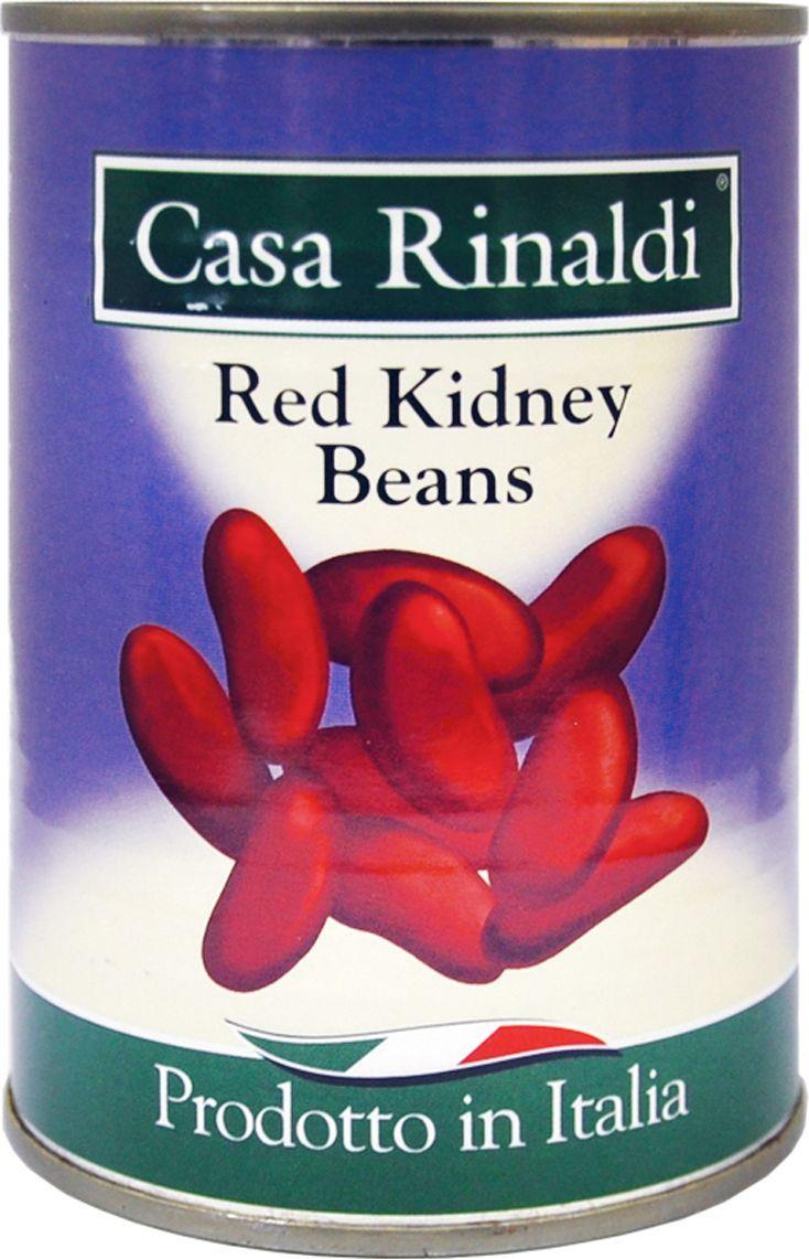 Casa Rinaldi Фасоль красная ред кидни, 400 г красная фасоль hodo мужчин бизнес случайный простой носорог складки костюмы мужчины брюки b5 владение зелеными 36