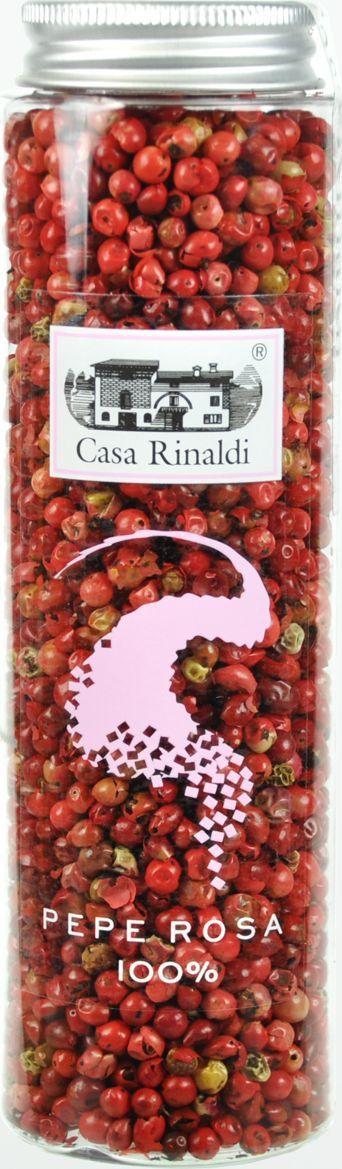 Casa Rinaldi, Специи: Перец розовый, 50 г casa rinaldi маслины гигантские bella di cerignola ggg dop 590 г
