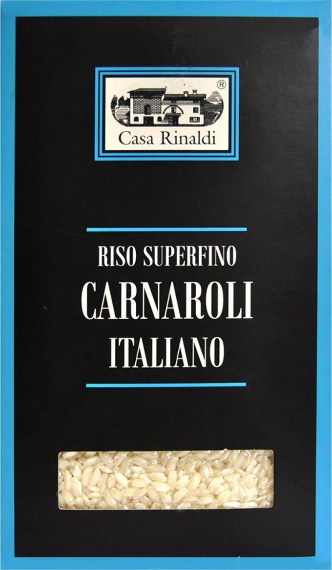 Casa Rinaldi Рис Карнароли среднезерный, 500 г мистраль рис акватика mix 500 г
