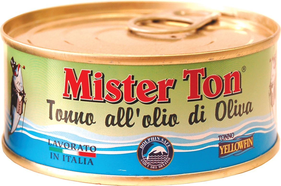 Callipo Мистер Тон Тунец Иелоуфин в оливковом масле, 160 г0.2274.0048Тунец Иелоуфин — рыба восхитительного нежно-красного цвета и не менее восхитительного вкуса, чье мясо по вкусовым качествам сравнимо с молодой говядиной. Из всех разновидностей тунца — иелоуфин имеет самое низкое содержание жира. Тунец Иелоуфин в оливковом масле (Tonno Yelolowfin allolio E.V. oliva) добавляют в салаты и сэндвичи, на его основе также готовят соусы к курице, мясу и пасте. В любом виде тунец сохраняет свой нежный и изысканный вкус. Мясо тунца — богато фосфором, легко усваиваемыми белками, ненасыщенными жирными кислотами, витаминами A и B1, что делает его диетическим и здоровым продуктом. Это редкий виды рыбы, чьи полезные свойства не теряются при консервации. Хранить при t не выше +25°С. После вскрытия хранить при t от 0°С до +8С, желательно употребить в течение недели.