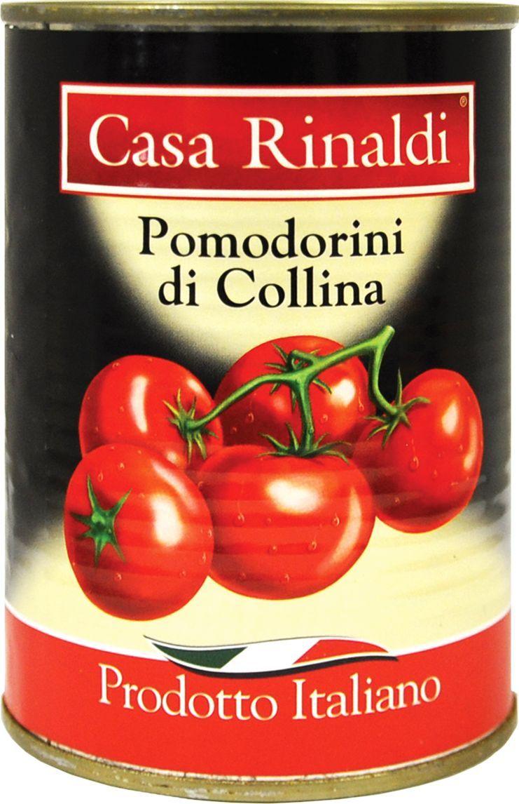 Casa Rinaldi Помидорчики в томатном соке, 400 г casa rinaldi рис арборио среднезерный 500 г