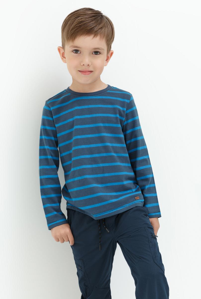 Джемпер для мальчика Acoola Arial, цвет: темно-синий. 20120100112_600. Размер 9820120100112_600
