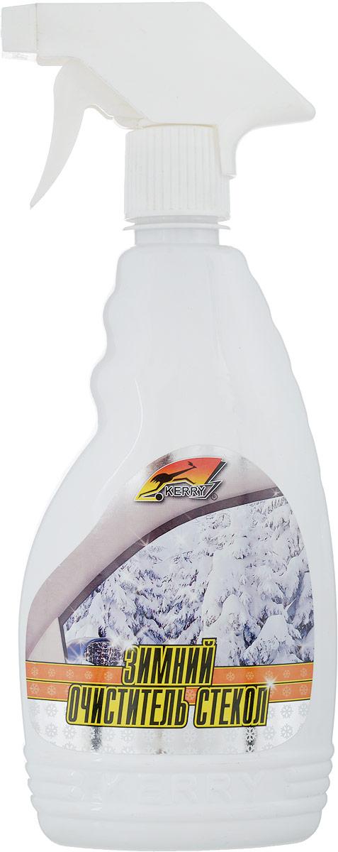 Очиститель стекол KERRY, зимний, 500 мл. KR-521KR-521Зимний очиститель стекол KERRY незаменимое средство для очистки стекол в зимний период и во время обработки дорог химическими реагентами. Очиститель стекол быстро и эффективно очищает стекла, фары и зеркала автомобиля от дорожной грязи, соли, масляной пленки и других отложений. Очиститель стекол для зимы KERRY работает при отрицательных температурах до -30°С. Не оставляет искажающей пленки и разводов. Средство экономично в использовании.Анионные поверхностно-активные вещества 30%, изопропиловый спирт >30%.Товар сертифицирован.