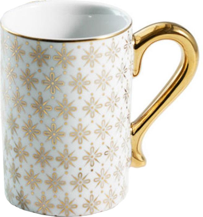 Кружка Rosanna Kashmir95858Коллекция Kashmir создана дизайнерами бренда Rosanna как элегантная интерпретация индийских узоров, использующихся в ручной вышивке. Все предметы коллекции сделаны из настоящего фарфора и придадут неповторимый шарм вашим блюдам, будь то праздник или обычный приём пищи. Вдохновляйтесь изысканными предметами от Rosanna каждый день! Упаковка кружки имеет индивидуальный дизайн, поэтому такая посуда будет идеальным подарком. Не рекомендуется использовать в микроволновой печи во избежание появления трещин.