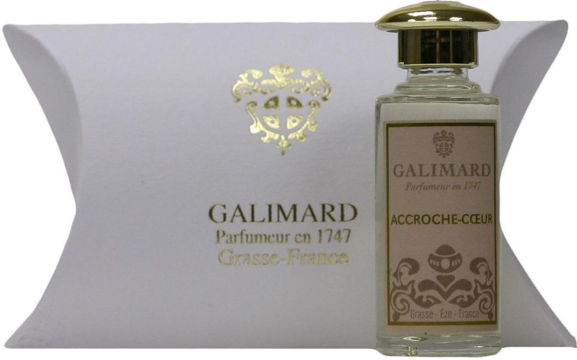 Galimard Accroche-Coeur Духи, 15 млgak15dБлагородный цветок орхидеи с искристыми нотами корицы и бобов тонка, укутанный знойными нотами амбры и обворожительной нежной ванилью. Ярко выраженный аромат вишни с легкой горчинкой вишневой косточки. Красивый аромат со шлейфом.