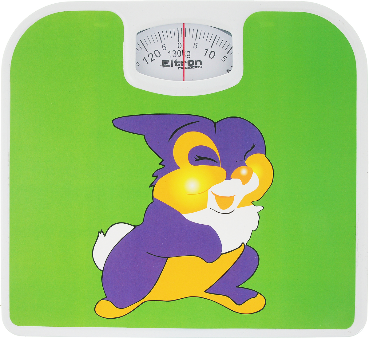 Весы напольные Eltron, механические, до 130 кг. 9217EL весы eltron весы электронные