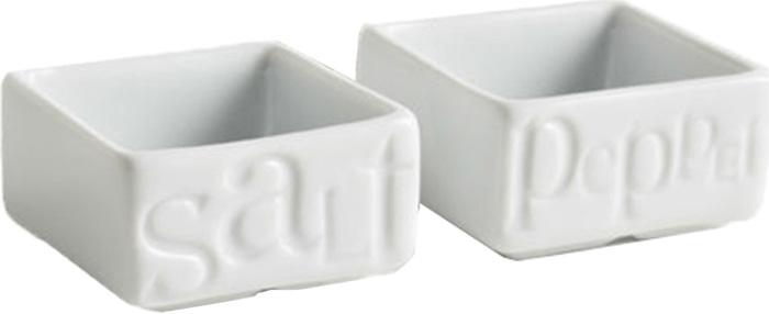 Набор для специй Rosanna Savour, 2 предметаL2520273Набор для специй Rosanna Savour станет превосходным подарком любителю изящной и функциональной посуды для ежедневного применения. Набор состоит из солонки и перечницы. Эта стильная посуда выполнена фарфора. Набор для специй будет отлично смотреться на вашей кухне либо на столе не только из-за своей миниатюрности, но и благодаря современному дизайну. Данный комплект поднимает настроение одним своим видом, а его применение приносит удовольствие и радость.