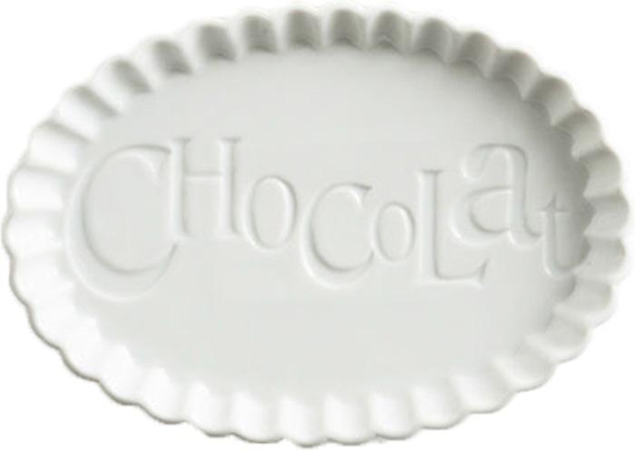 Поднос сервировочный Rosanna Chocolat85848Поднос Rosanna, изготовленный из настоящего фарфора в изысканных расцветках, станет незаменимым предметом для сервировки стола и не оставит ни одну хозяйку равнодушной.Не рекомендуется использовать в микроволновой печи во избежание появления трещин.