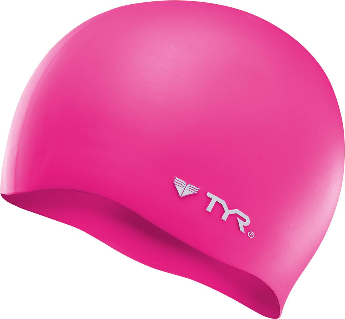 Шапочка для плавания Tyr Wrinkle Free Silicone Cap, цвет: розовый. LCSLCSСиликоновая шапочка TYR Wrinkle Free – изготовлена из высококачественного материала устойчивого к воздействию хлорированной воды, что гарантирует долгий срок службы. Материал шапочки не вызывает раздражения кожи и других аллергических реакций. Прекрасный вариант для тренировок в бассейне.