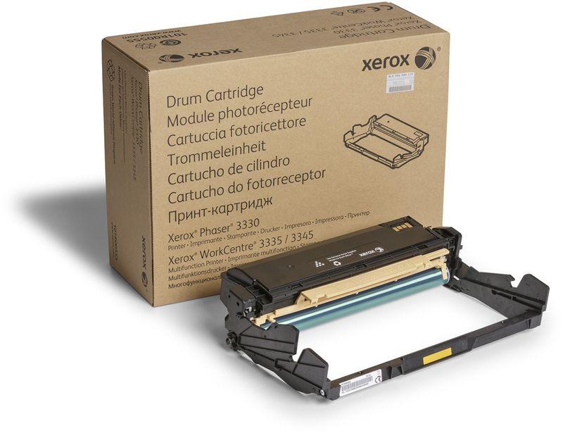 Xerox 101R00555, Black фотобарабан для Xerox Phaser 3330/WorkCentre 3335, 3345101R00555Фотобарабан Xerox 101R00555 представляет собой оригинальный расходный материал и позволяет значительно продлить срок службы вашего печатного устройства. Представленная модель может использоваться в ряде принтеров популярного бренда Xerox: Phaser 3330 и WorkCentre 3335/3345. Фотобарабан Xerox 101R00555 выполнен из качественных материалов, что обеспечивает длительный срок его службы. Представленный модуль обеспечит бесперебойную печать отличного качества, оптимально подойдет для работы в офисе.