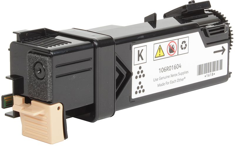 Xerox 106R01604, Black тонер-картридж для Xerox Phaser 6500/WorkCentre 6505 картридж для мфу xerox 013r00589 black