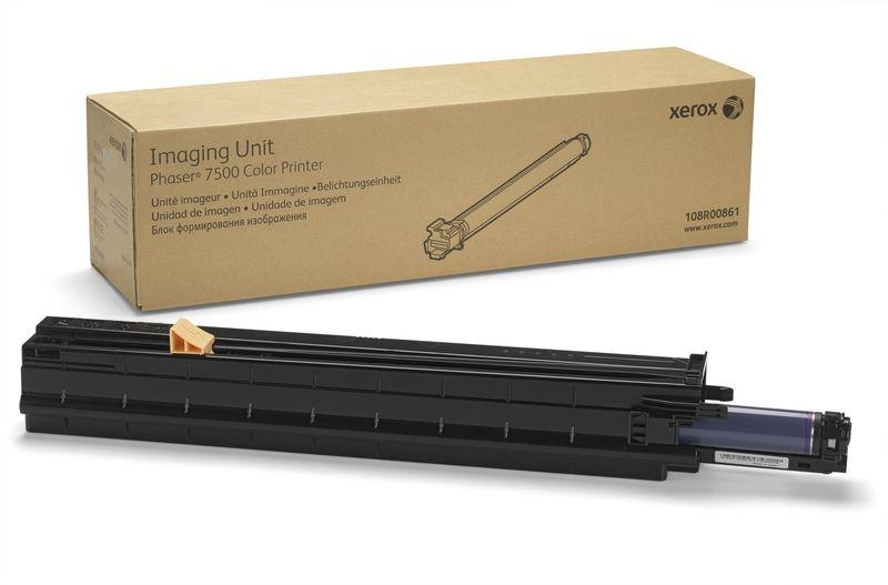 Xerox 108R00861, Black фотобарабан для Xerox Phaser 7500108R00861Модуль формирования изображения Xerox 108R00861 представляет собой оригинальный расходный материал и позволяет значительно продлить срок службы вашего печатного устройства. Представленная модель может использоваться в ряде принтеров популярного бренда Xerox Phaser 7500. Фотобарабан Xerox 108R00861 выполнен из качественных материалов, что обеспечивает длительный срок его службы. Представленный модуль обеспечит бесперебойную печать отличного качества, оптимально подойдет для работы в офисе.