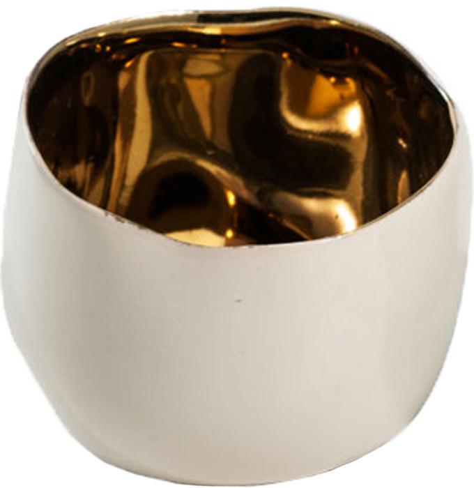 Пиала Rosanna Stone. 9584795847Пиала Rosanna Stone изготовлена из высококачественного фарфора, покрыта глазурью.Изделие прекрасно подойдет для подачи салата или мороженого. Благодаря уникальномудизайну такая пиала станет бесспорным украшением вашего стола.