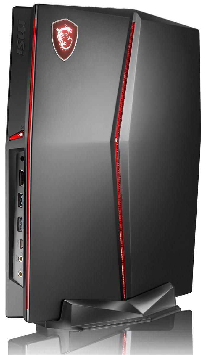 MSI Vortex G25 8RD-034RU настольный компьютерG25 8RD-034RUIntel i7-8700 / RAM 16GB / HDD 1TB + SSD 256GB / noODD / GF GTX1060(6144) / WiFi / BT / Win10H