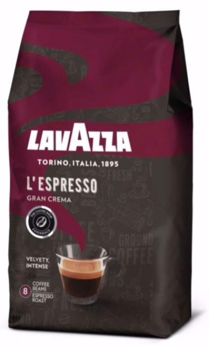 Lavazza Gran Crema кофе в зернах, 1 кг8000070024854Lavazza Gran Crema имеет богатый, интенсивный вкус с ярким ореховым послевкусием. Высокое качество отборных сортов зерен, придает изысканный аромат и плотную кофейную пенку. Отлично сочетается с молоком. Смесь подойдет как для профессиональных, так и бытовых кофе-машин.Уважаемые клиенты! Обращаем ваше внимание на то, что упаковка может иметь несколько видов дизайна. Поставка осуществляется в зависимости от наличия на складе.Кофе: мифы и факты. Статья OZON Гид