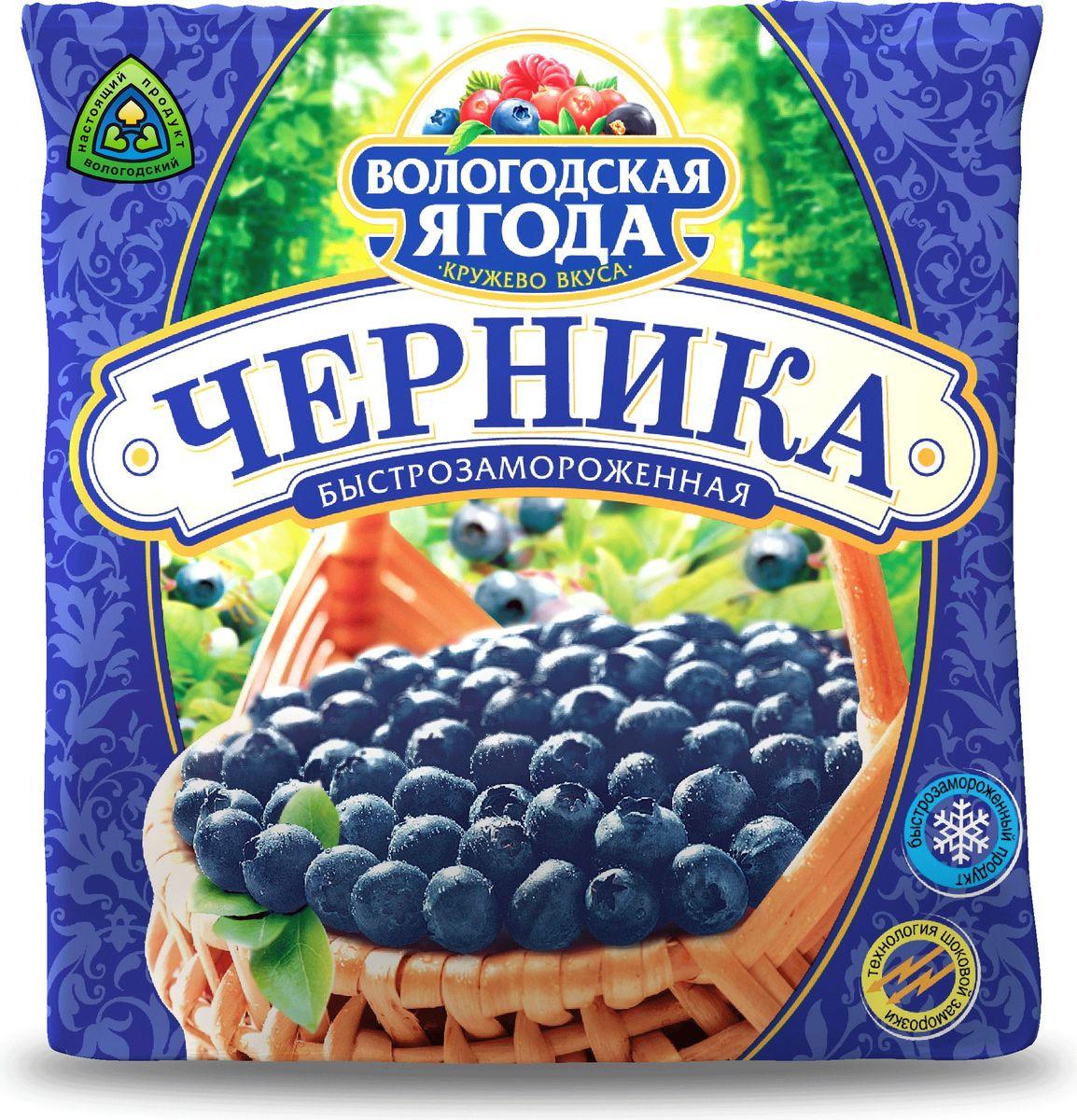 Кружево Вкуса Черника быстрозамороженная, 300 г00000000128Ягоды черники - это удивительное сочетание вкусного и полезного. Они содержат многие элементы: углеводы, калий, магний и фосфор, органические кислоты, минеральные вещества и всевозможные витамины: А, С, В1, B6, витамин РР. Но главный плюс этой ягоды – это антиоксиданты. Они на клеточном уровне влияют на недоброкачественные опухоли, то есть представляют собой хорошую профилактику.