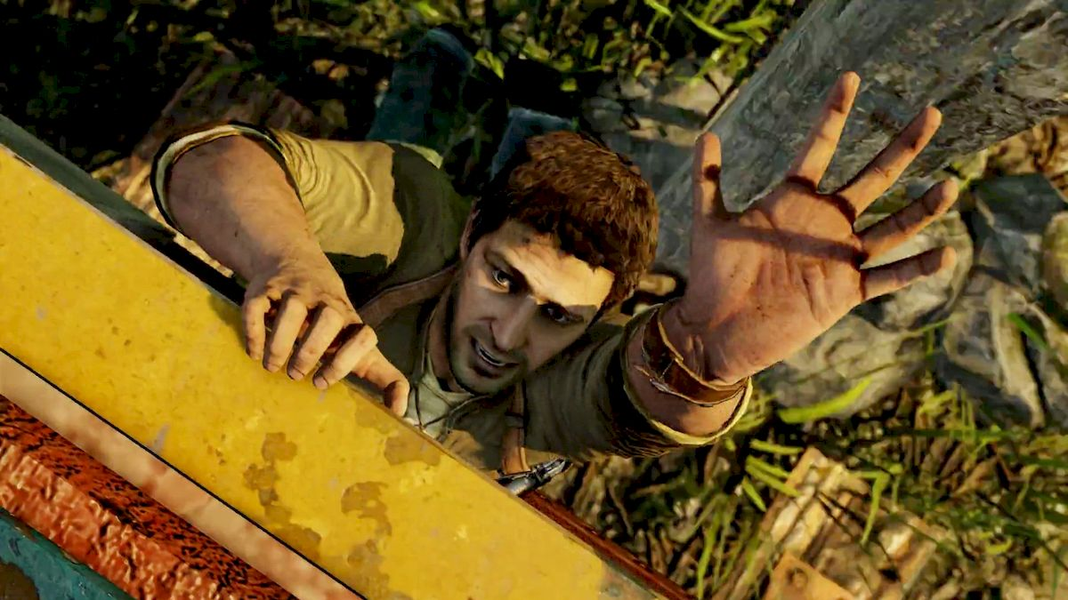 Uncharted 2: Среди воров.  Обновленная версия (PS4) Naughty Dog