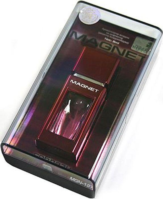 Ароматизатор автомобильный FKVJP Magnet. Соблазн, на дефлектор, 8 млMGN-127Автомобильный ароматизатор эффективно устраняет неприятные запахи и придает приятный аромат. Кроме того, ароматизатор обладает элегантным дизайном.
