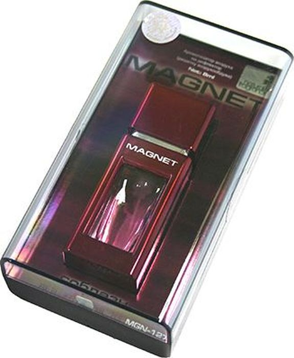 Ароматизатор автомобильный FKVJP Magnet. Цветок сакуры, на дефлектор, 8 млMGN-17Автомобильный ароматизатор эффективно устраняет неприятные запахи и придает приятный аромат. Кроме того ароматизатор обладает элегантным дизайном.