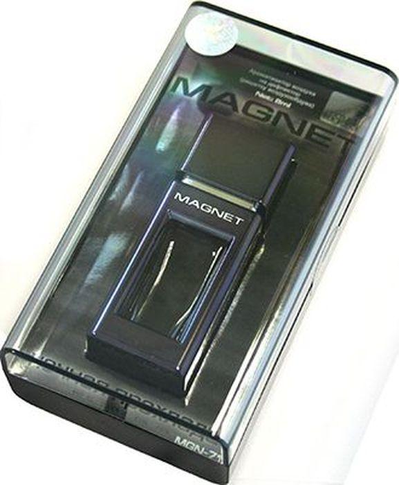 Ароматизатор автомобильный FKVJP Magnet. Ночная прохлада, на дефлектор, 8 млMGN-71Автомобильный ароматизатор эффективно устраняет неприятные запахи и придает приятный аромат. Кроме того, ароматизатор обладает элегантным дизайном.