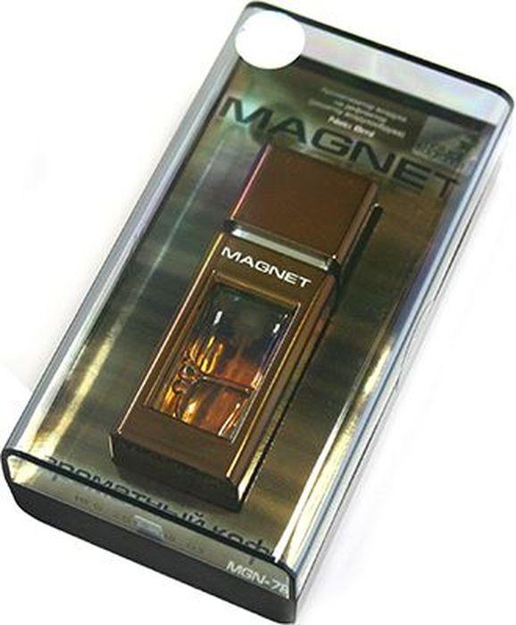 Ароматизатор автомобильный FKVJP Magnet. Ароматный кофе, на дефлектор, 8 млMGN-78Автомобильный ароматизатор эффективно устраняет неприятные запахи и придает приятный аромат. Кроме того, ароматизатор обладает элегантным дизайном.