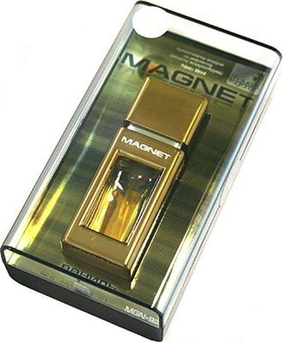 Ароматизатор автомобильный FKVJP Magnet. Ваниль, на дефлектор, 8 млMGN-92Автомобильный ароматизатор эффективно устраняет неприятные запахи и придает приятный аромат. Кроме того, ароматизатор обладает элегантным дизайном.
