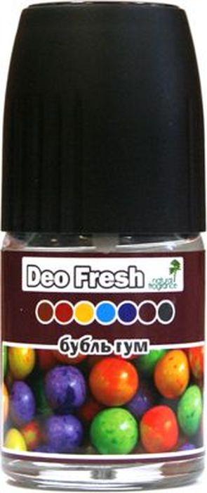 Ароматизатор автомобильный FKVJP Deo Fresh. Бубль-гум, спрей, 50 млSPDF-51Автомобильный ароматизатор эффективно устраняет неприятные запахи и придает приятный аромат. Кроме того, ароматизатор обладает элегантным дизайном.