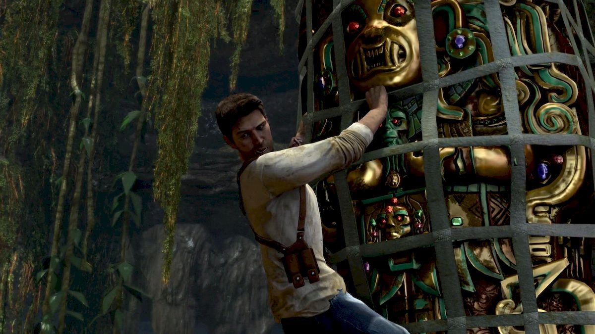 Uncharted: Судьба Дрейка.  Обновленная версия (PS4) Naughty Dog