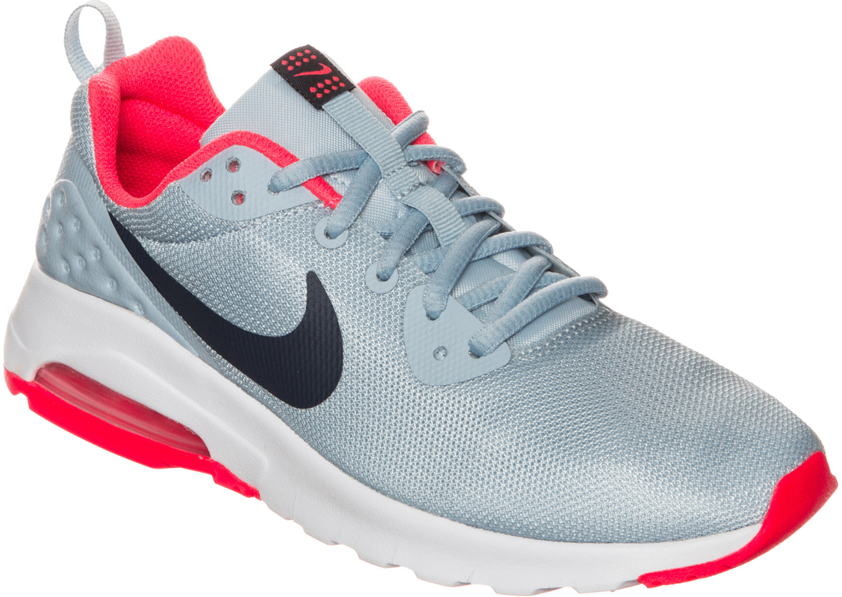 Кроссовки детские Nike Air Max Motion LW (GS), цвет: светло-серый. 917654-400. Размер 6 (37,5) nike nike downshifter 6 gs ps