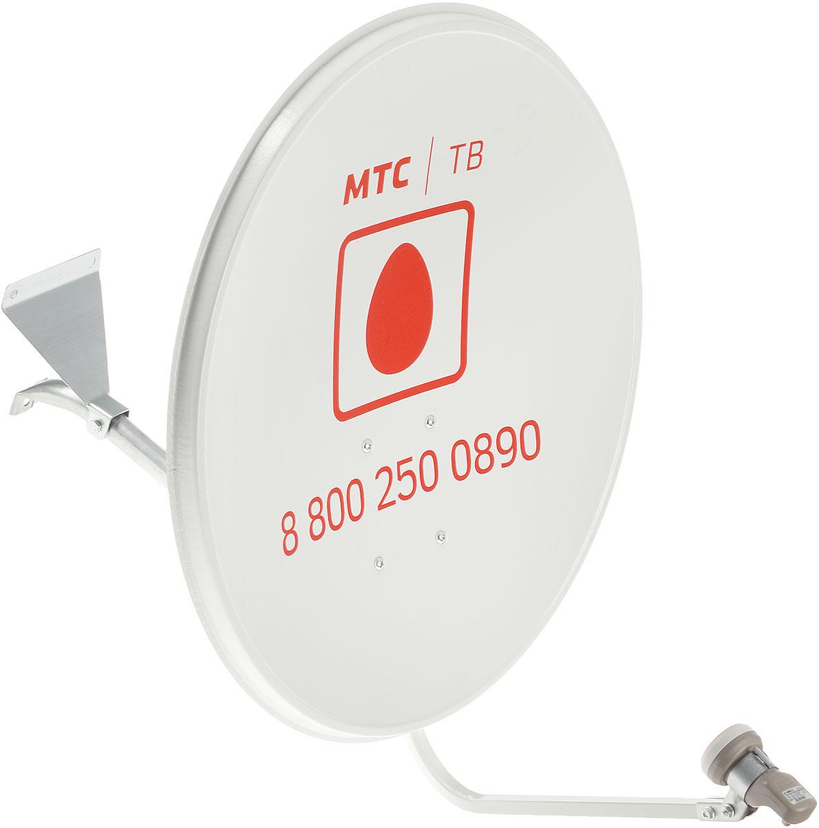 МТС комплект спутникового ТВ №171 - Антенны