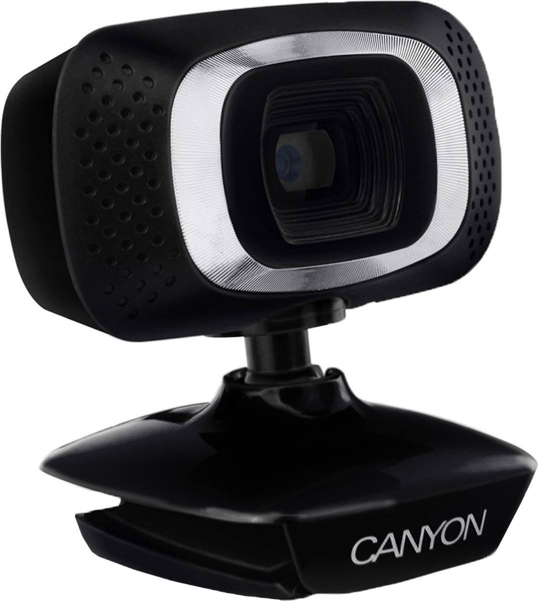 Canyon CNE-CWC3 веб-камера canyon cne cpb130w h2cnecpb130w белый