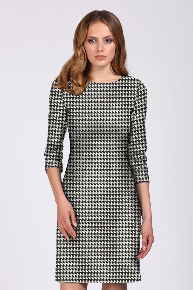 Фото Платье Tom Farr, цвет: черный. TW4541.58809-1-coll. Размер XXS (40)