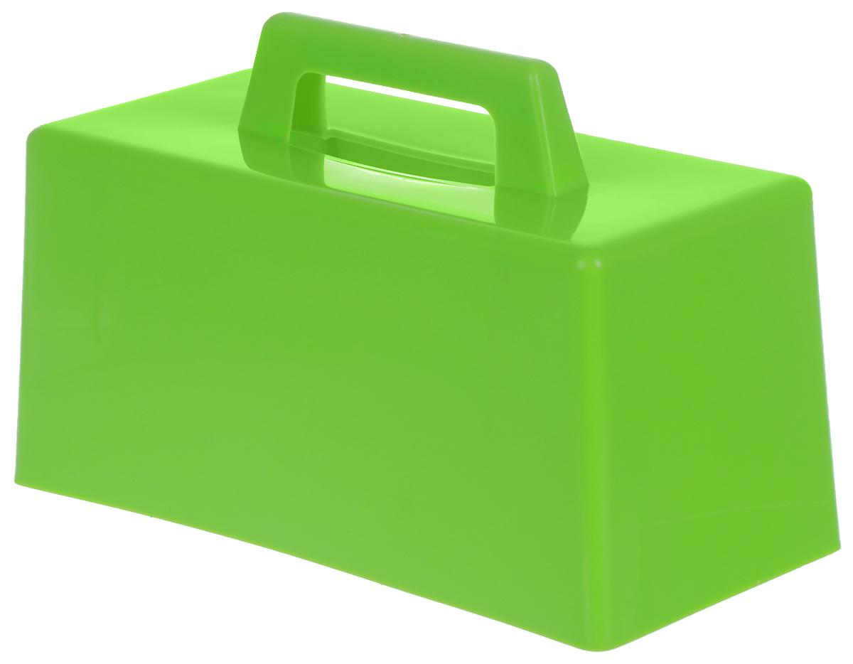 Тилибом Снежко-бластер Кирпичи из снега цвет зеленый тилибом тилибом автодром овал с перекр 160см бат в пульте