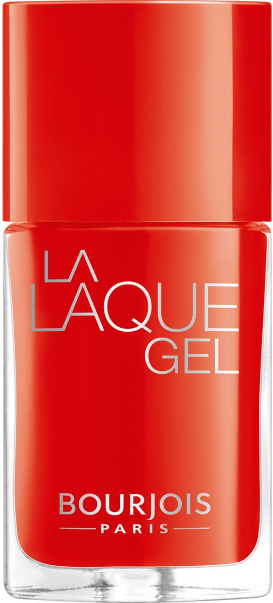 Bourjois Гель-лак Для Ногтей La Laque Gel, Тон 27
