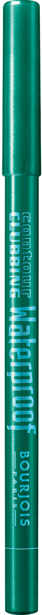 Bourjois Карандаш Водостойкий Для Глаз Contour Clubbing Waterproof Тон 50 loving grren 1 мл bourjois contour clubbing waterproof водостойкий контурный карандаш для глаз 54 ultra black