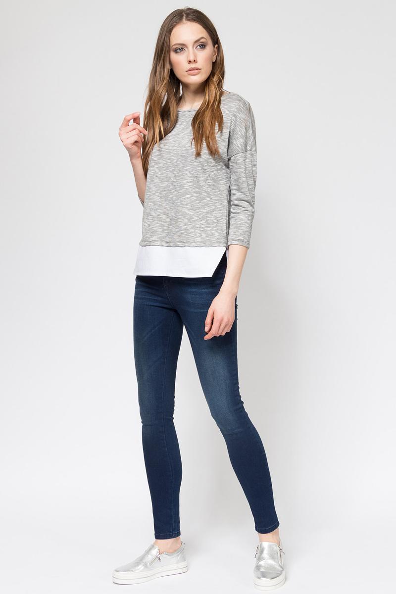 Купить Джемпер женский Tom Farr, цвет: серый. TW8597.55702-1-basic. Размер M (46)