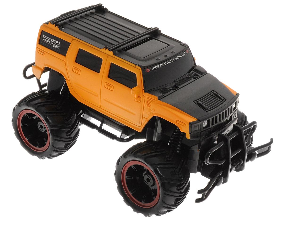 Pilotage Внедорожник на радиоуправлении Off-Road Race Truck цвет оранжевый масштаб 1:20 какую машину внедорожник можно купить за 500т р