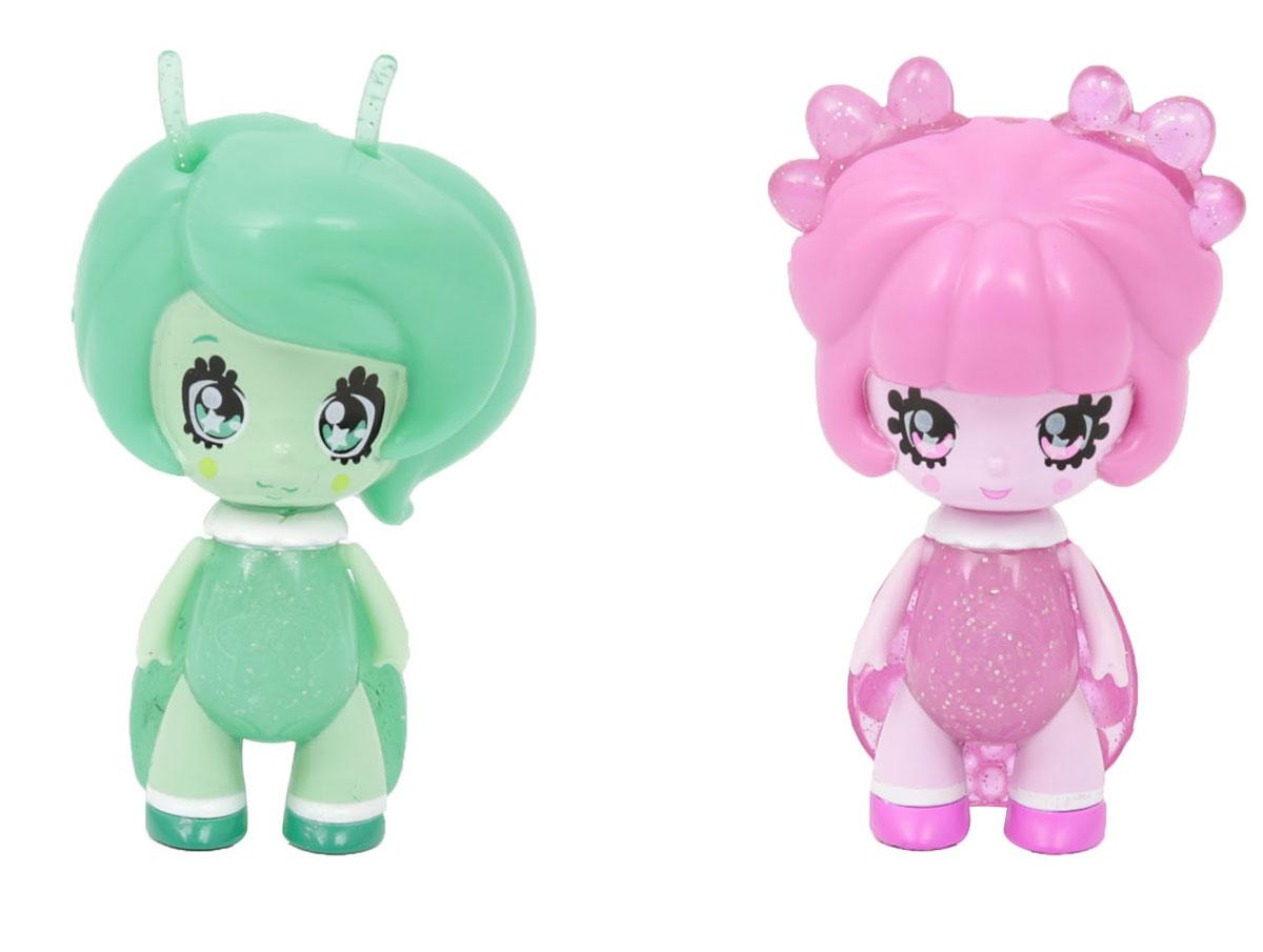 Glimmies Набор мини-кукол Nova & Spinosita glimmies набор мини кукол batlinda