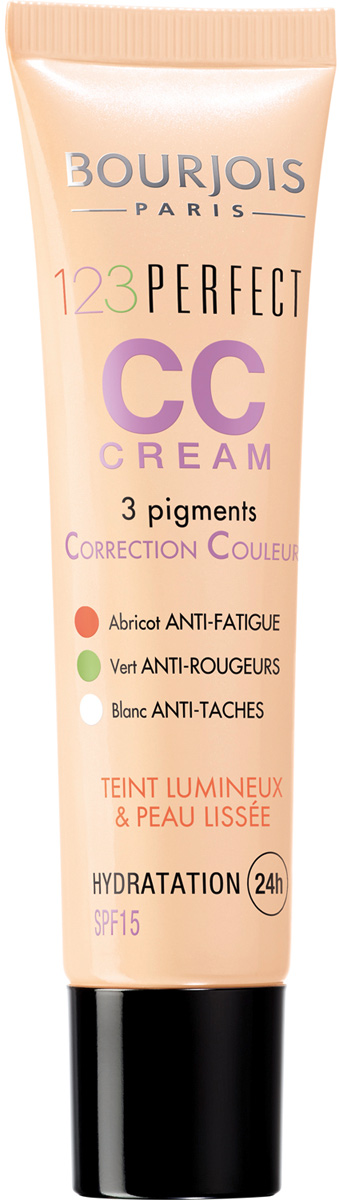 Bourjois Крем Корректор Тона CC Cream Тон 33 beige rose 30 мл cc крем nature s arga cc cream viso uniformante spf15 цвет medio scuro variant hex name efc89e