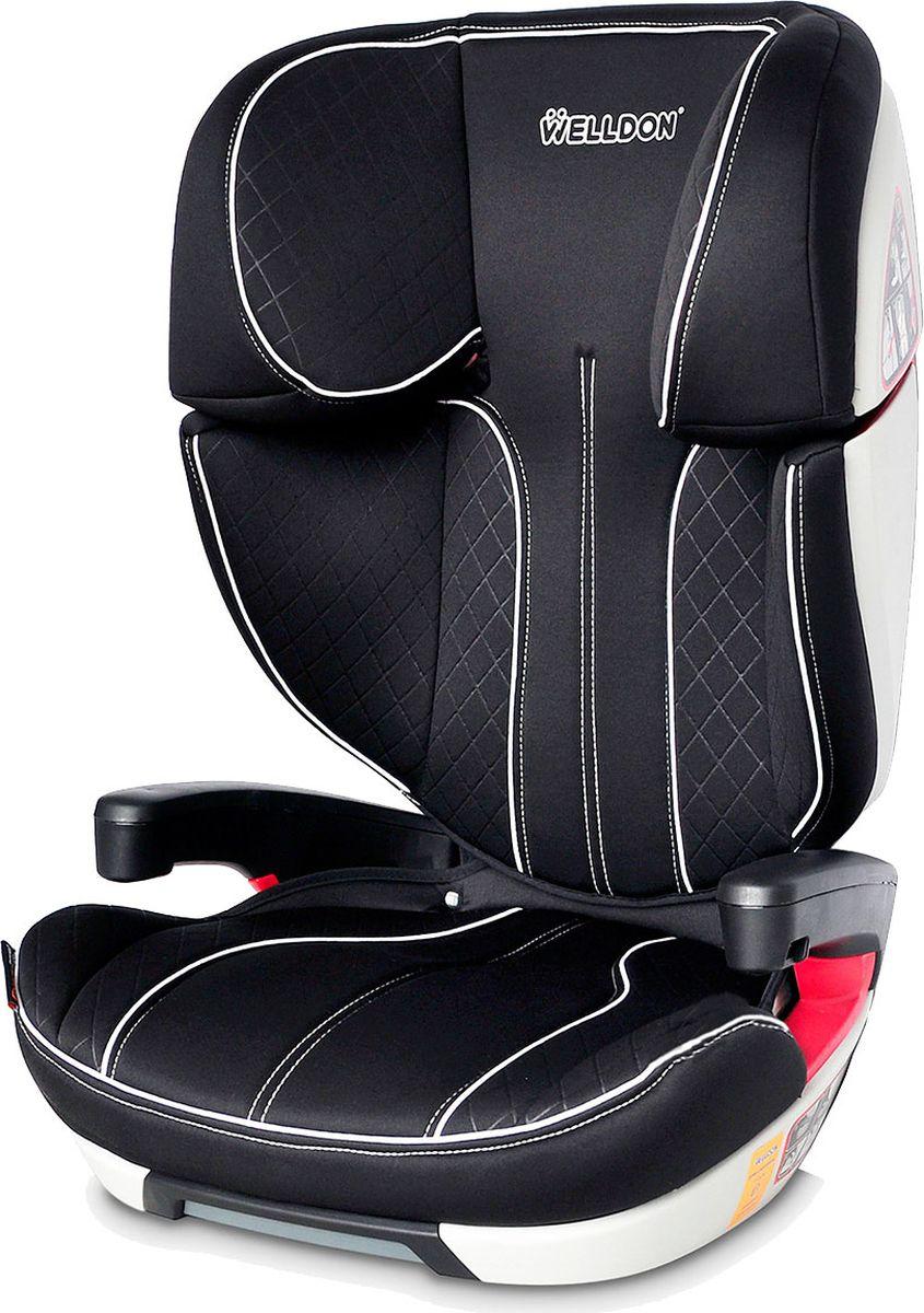 Welldon Автокресло Cocoon Travel цвет черный от 15 до 36 кг - Автокресла и аксессуары