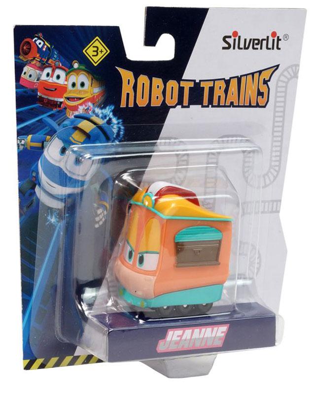 Robot Trains Паровозик Джейни
