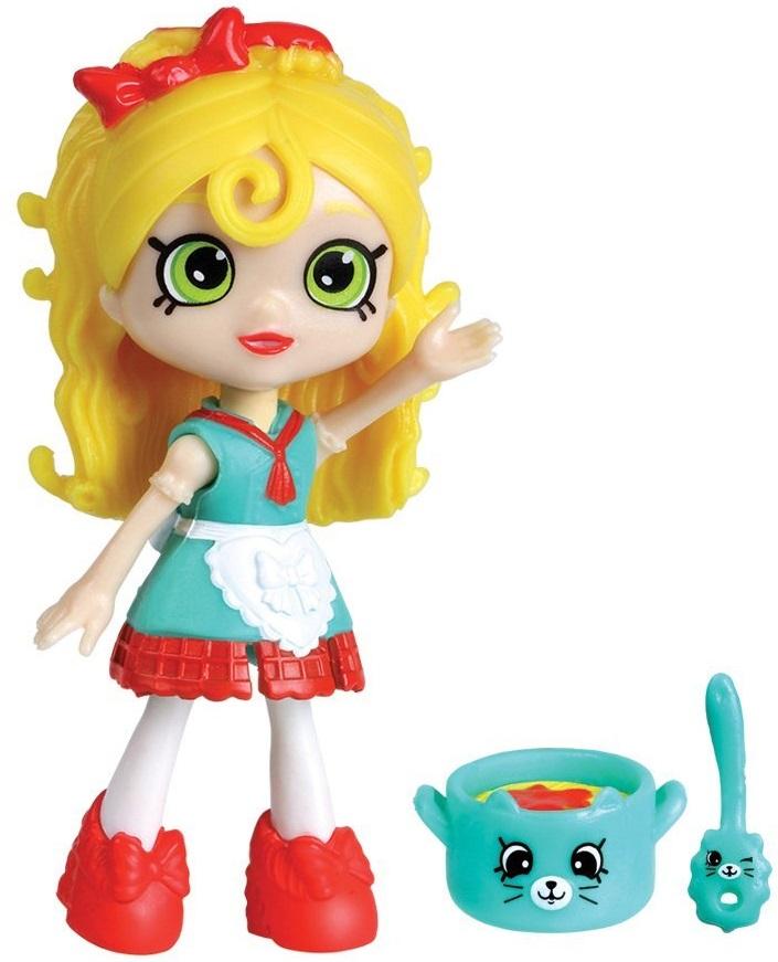 Shopkins Игровой набор с куклой Happy Places Shoppie Спагетти Сью игровые наборы shopkins игровой набор веселая кухня