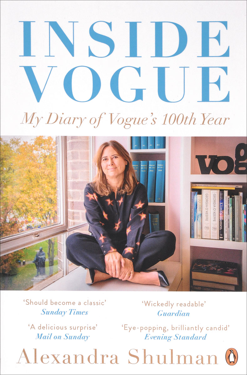 Inside Vogue: My Diary Of Vogue's 100th Year the woman who went to bed for a year