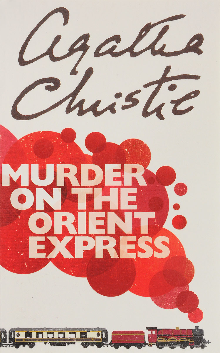 Murder On The Orient Express murder on the half shelf