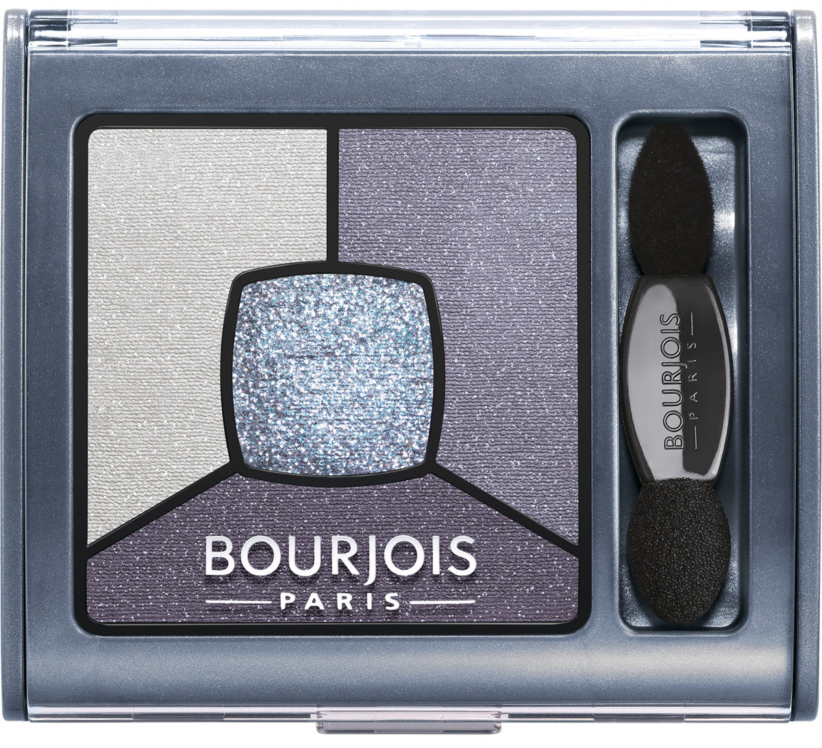 highland obsession Bourjois Палитра теней для век Smoky Stories Тон 08 ocean obsession 3 мл