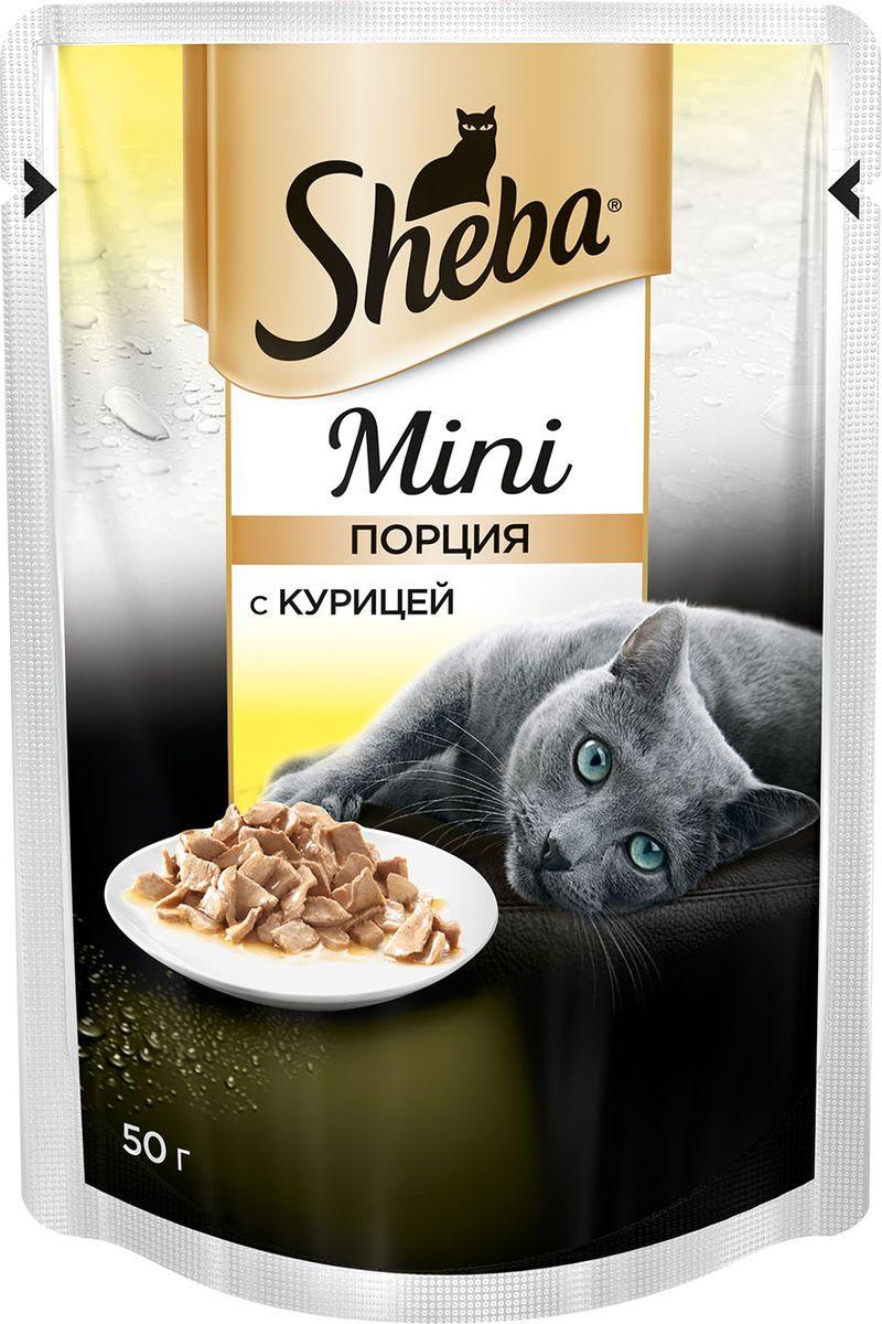 Консервы для кошек Sheba