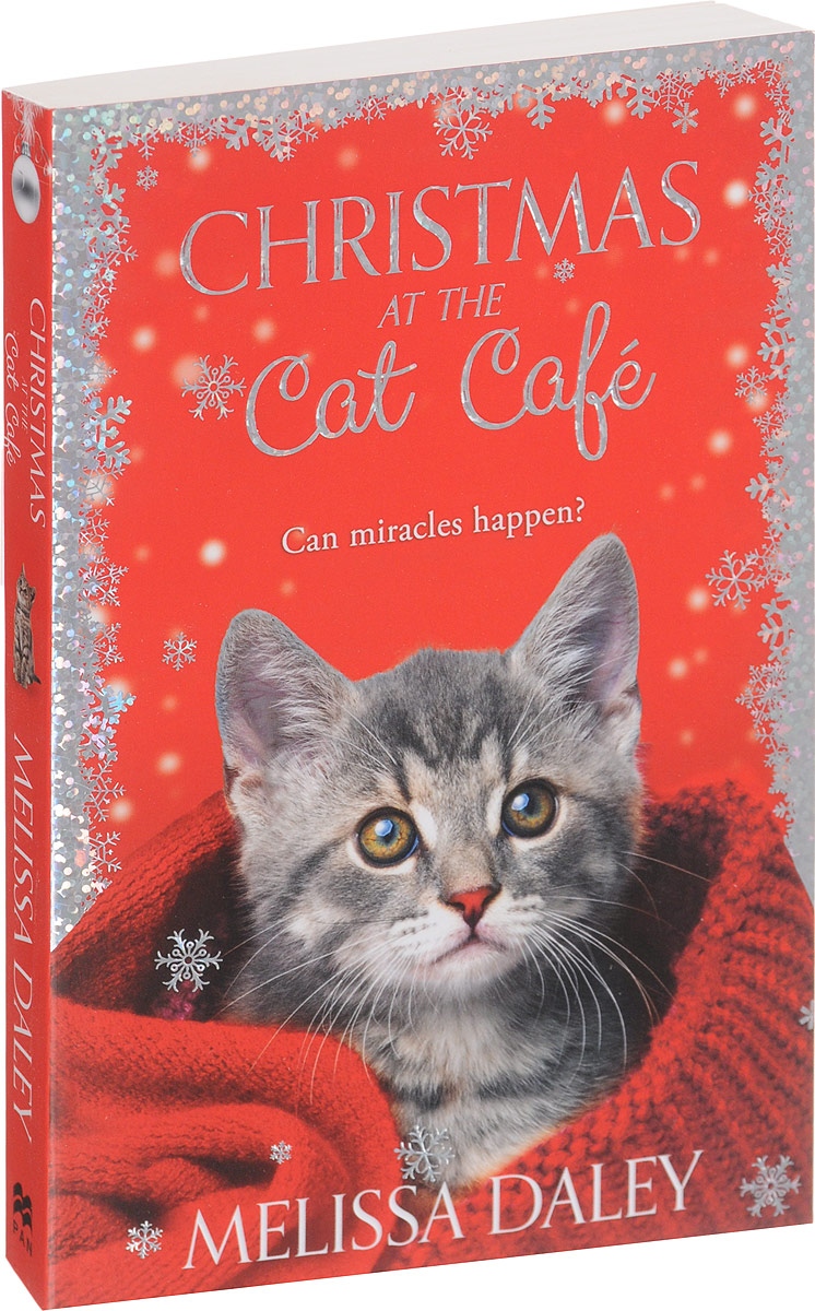 Christmas at the Cat Cafe the trouble with paradise